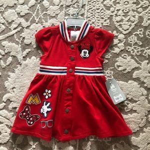 Disney Varsity Dress